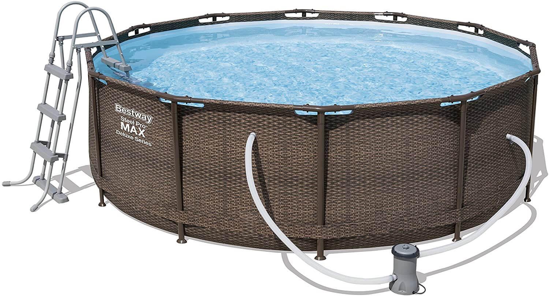 comprar piscina redonda barata