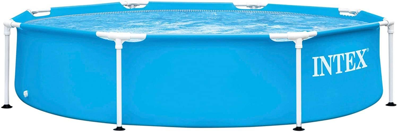 comprar piscina tubular intex barata