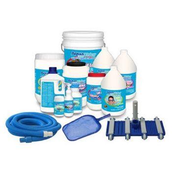 Productos de limpieza para piscinas en Amazon