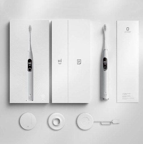 Comprar Cepillo de dientes eléctrico Oclean X Pro Elite barato