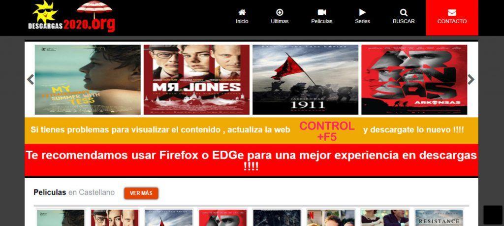descargar torrent en español