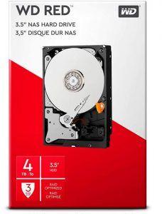 comprar Disco duro para NAS WD Red 4TB