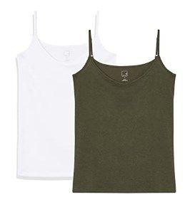Camiseta sin mangas para mujer