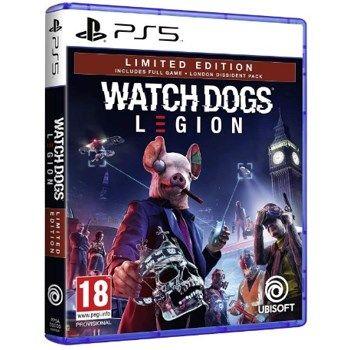 Watch Dogs Legion edición limitada PS5