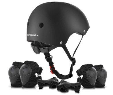 Kit de protección para patinaje ValueTalks