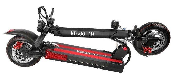 Comprar Patinete eléctrico Kugoo Kirin M4 barato