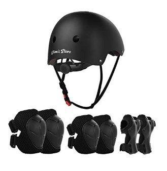 Set de 7 piezas de protección para patinaje