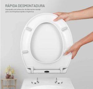 Comprar Tapa de WC
