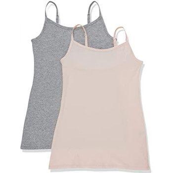 Camisetas de tirantes algodón mujer Amazon