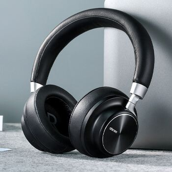 Cascos inalámbricos Bluetooth con cancelación de ruido en AliExpress
