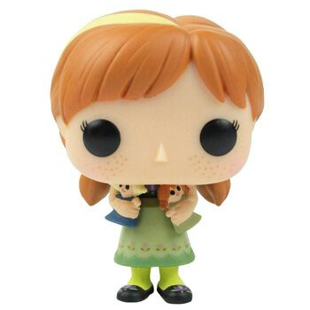 Funko Pop Anna joven de Frozen en Amazon