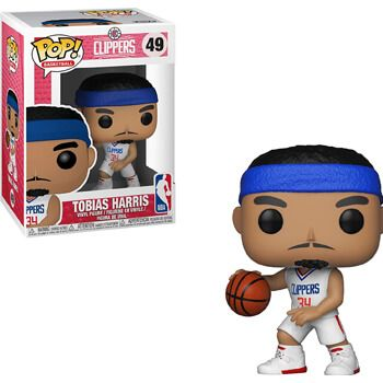 Funko Pop Tobias Harris NBA en Amazon