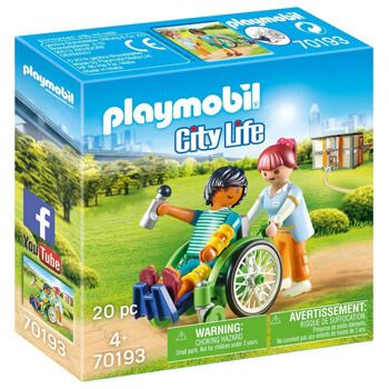Playmobil City Life Amazon