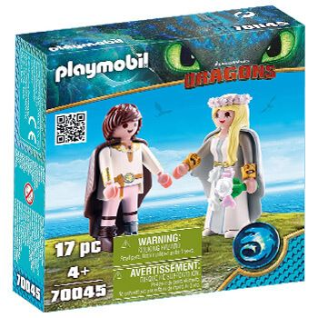 Playmobil Como entrenar a tu dragón Amazon