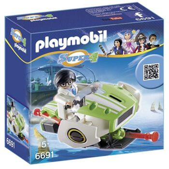 Playmobil Super 4 Amazon