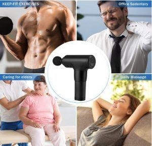 Comprar Pistola de masaje muscular barato