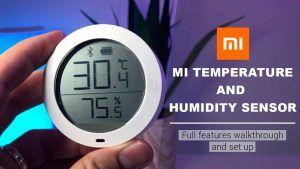Xiaomi Mi Temperature sensor