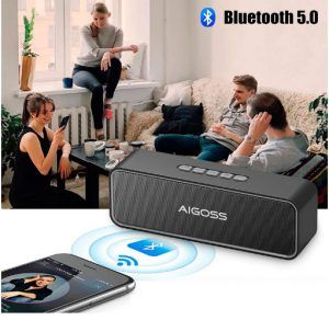 comprar Altavoz Bluetooth Portátil