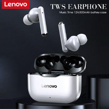 Auriculares inalámbricos Bluetooth 5.0 Lenovo en AliExpress