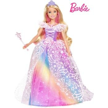 Barbie Princesa en Amazon
