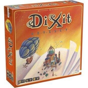 Juego de mesa Dixit Odyssey en Amazon