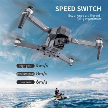 Dron con grabación en 4k y GPS en AliExpress