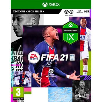 FIFA 21 para Xbox One en Amazon