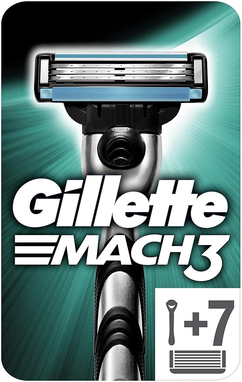 Maquinilla de afeitar Gillette Amazon