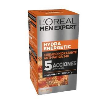 L'Oréal Men Expert Hydra Energetic Cuidado Hidrante Anti-Fatiga