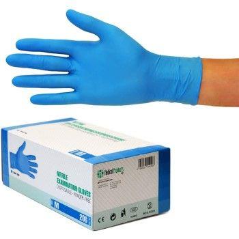 200 guantes de nitrilo en Amazon