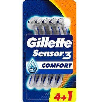 Gillette Sensor3 - Maquinilla desechable para Hombre