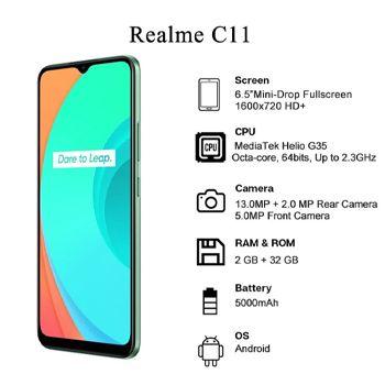 Realme C11 2/32GB en AliExpress