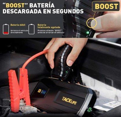 Comprar Arrancador baterías de coche 1500A barato