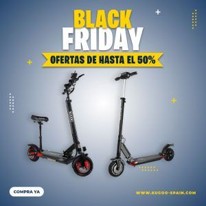 Black Friday ofertas Patinetes