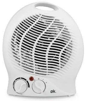 Calefactor de aire de 2000W