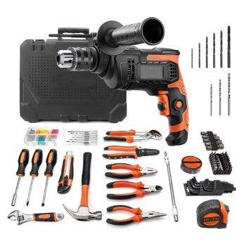 Juego de herramientas por 39,99€ en Amazon