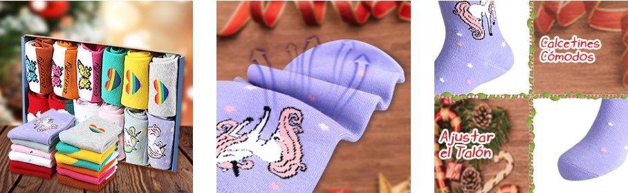 Comprar Pack de 12 pares de calcetines Rovtop barato