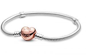 Pandora Pulsera corazon oferta