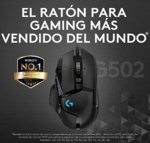 Comprar Ratón Logitech G502 Hero barato
