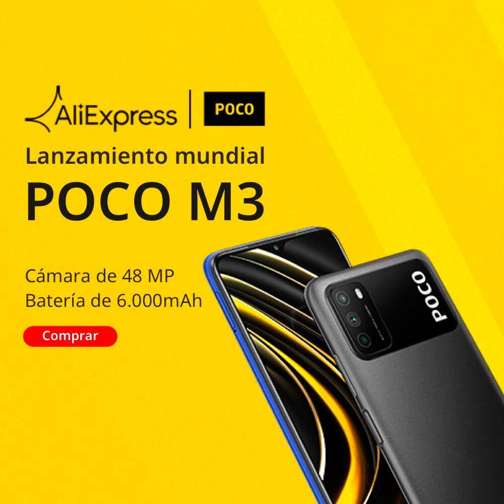 Oferta Xiaomi POCO M3