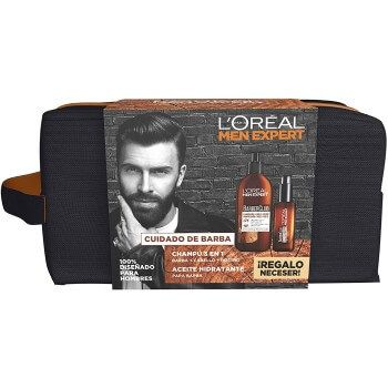 Neceser para barba L'Oreal Paris Men Expert