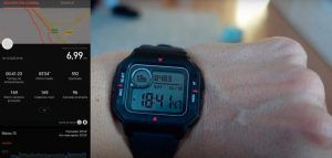 reloj deportivo amazfit neo