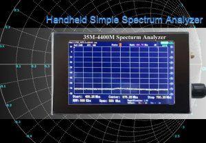 Comprar Analizador de espectro profesional barato