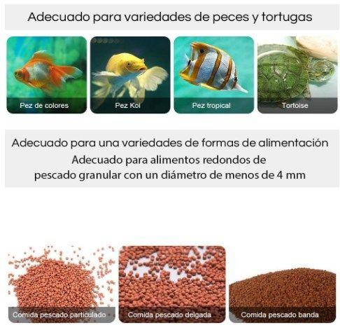 Comprar Comedero automático para peces barato