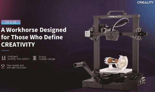 Comprar Impresora 3D Creality CR-6 barata