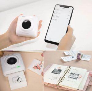 Compra Impresora portátil Bluetooth Xiaomi Paperang P1