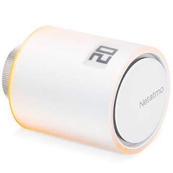 Netatmo Starter Válvulas Adicionales Wifi para Radiador