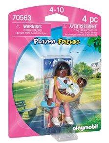 Playmobil Mamá con Portabebés