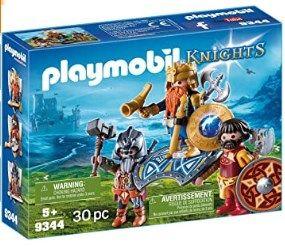 Playmobil Rey de los Enanos