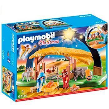 Portal de Belén de Playmobil para Adultos en Amazon